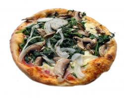 Funghi Pizza   Image
